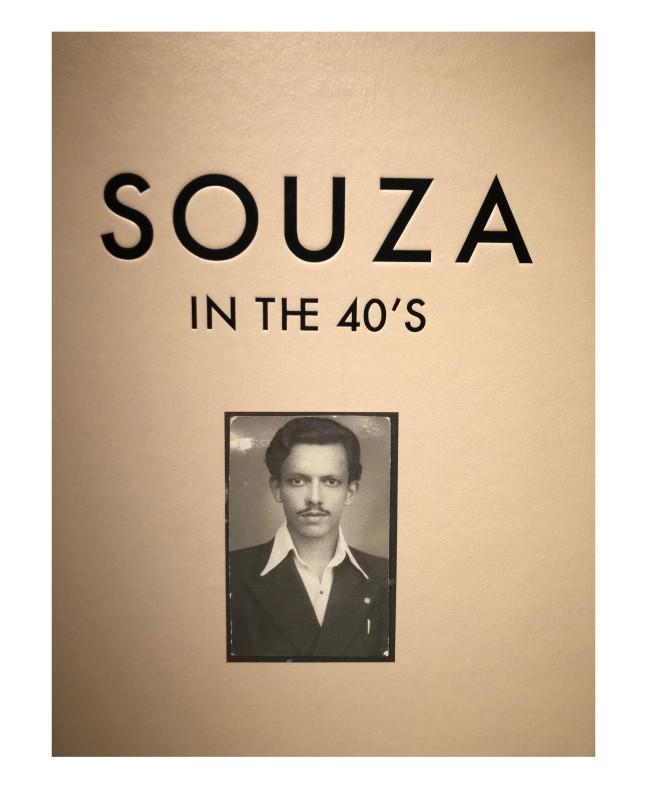SOUZA IN THE 40s