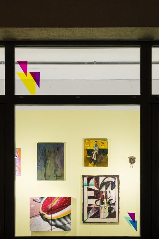 Joe Madeira Exhibition Griffin Gallery 3