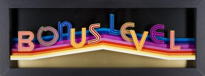 Static: Bonus Level- Rainbow Slide