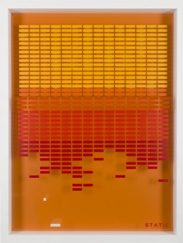 Static: Break Out- Orange & Yellow