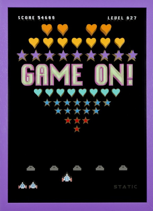 Static: Game On! 1