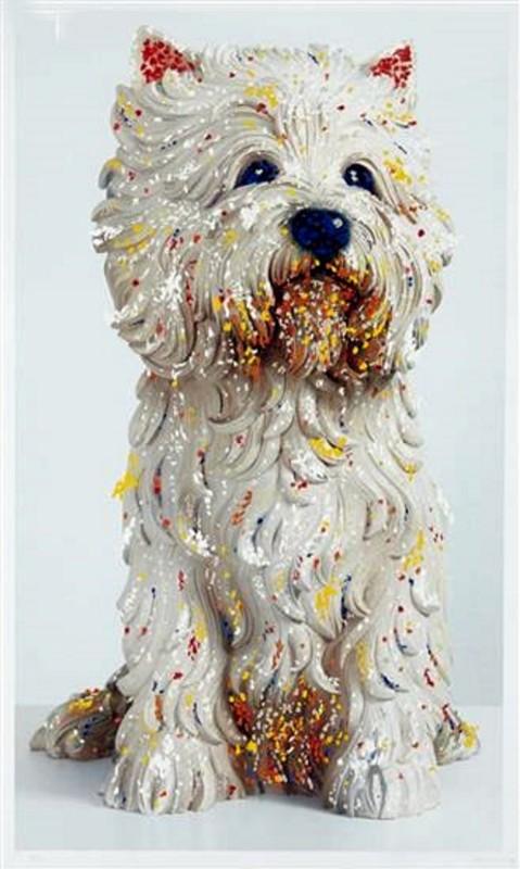 Jeff Koons: Puppy