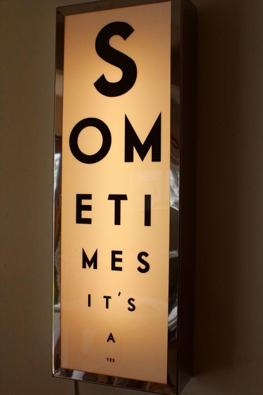 Zoe Grace: Sometimes It's a Yes