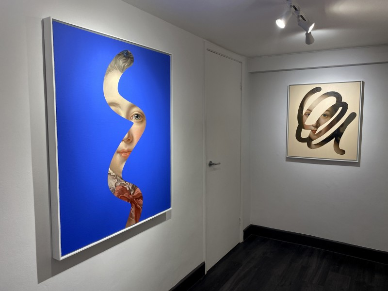 Linolago Installation 3