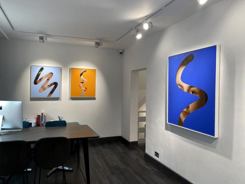 Linolago Installation 5