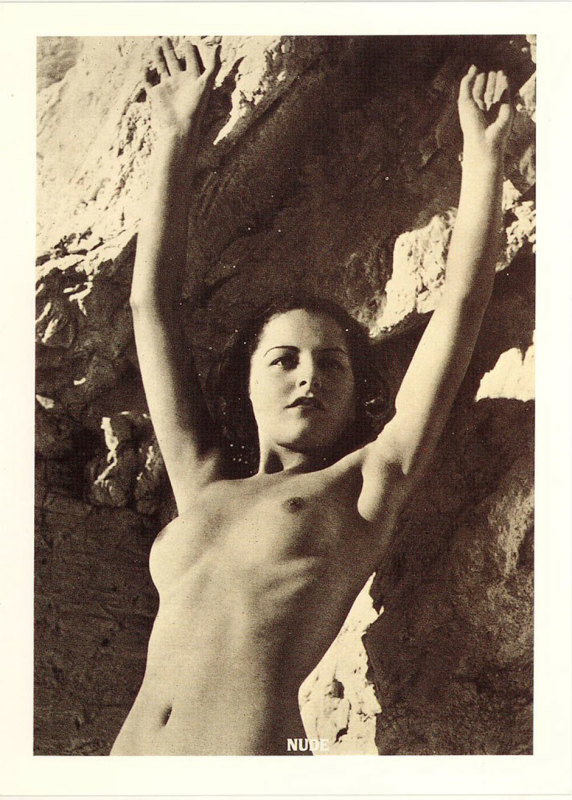 Peter Blake, N is for Nude