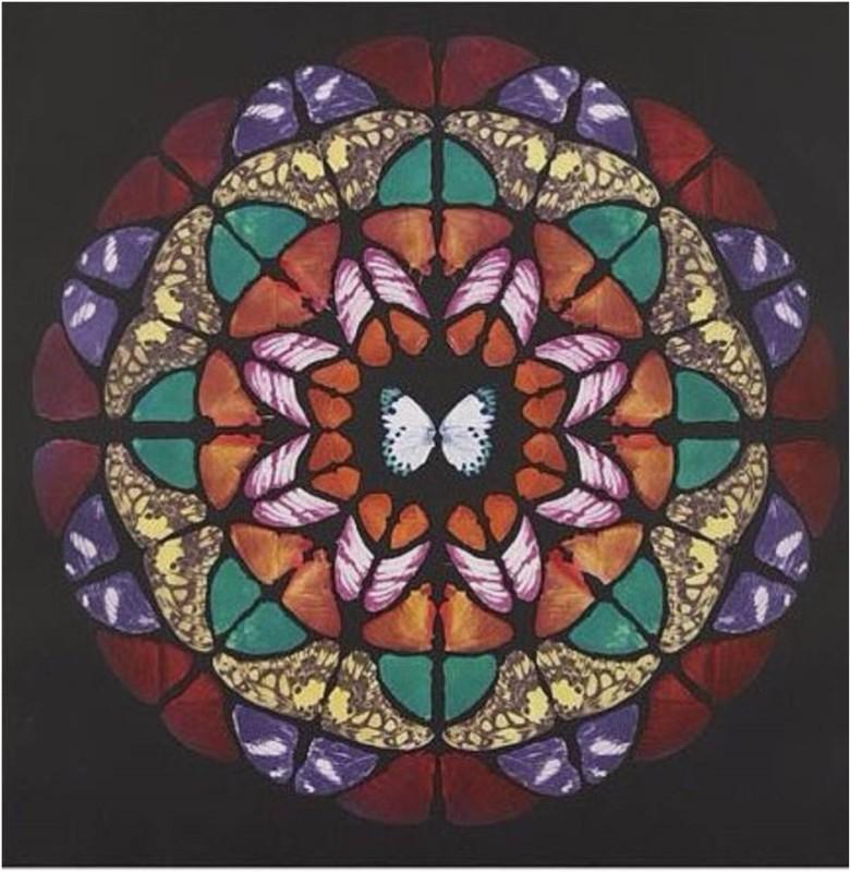 Damien Hirst, Sanctum Series: Altar
