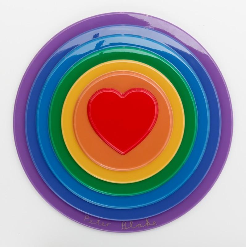 Peter Blake, Rainbow Target