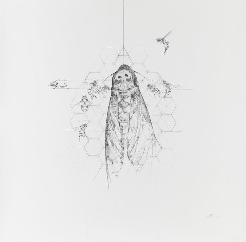 Jessica Albarn, Bee-Moth