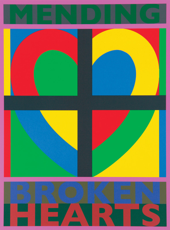 Peter Blake, Mending Broken Hearts