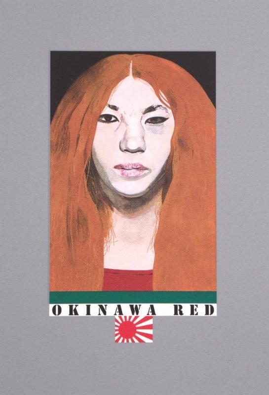 Peter Blake, Okinawa Red