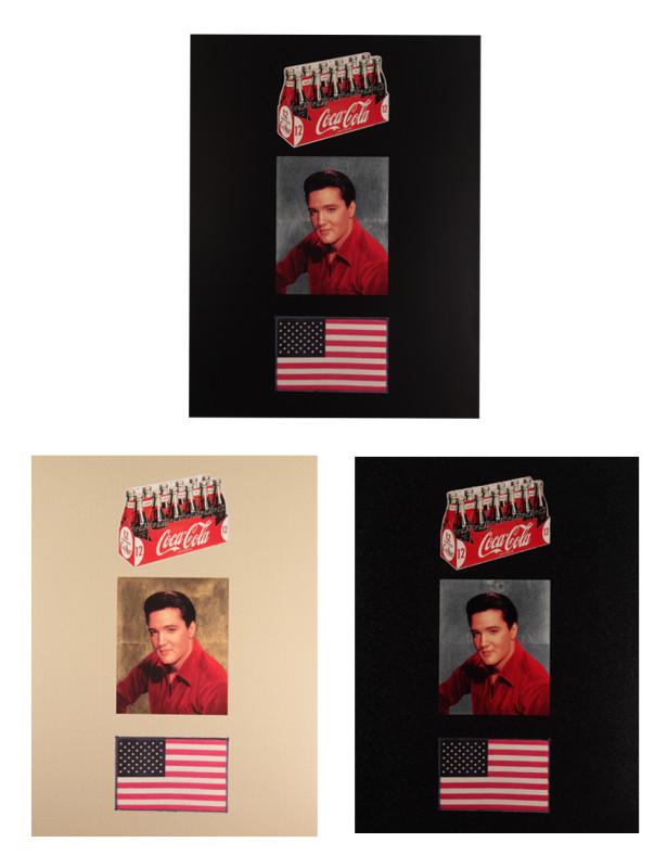 Peter Blake, American Trilogy 2012 - Set of 3 prints