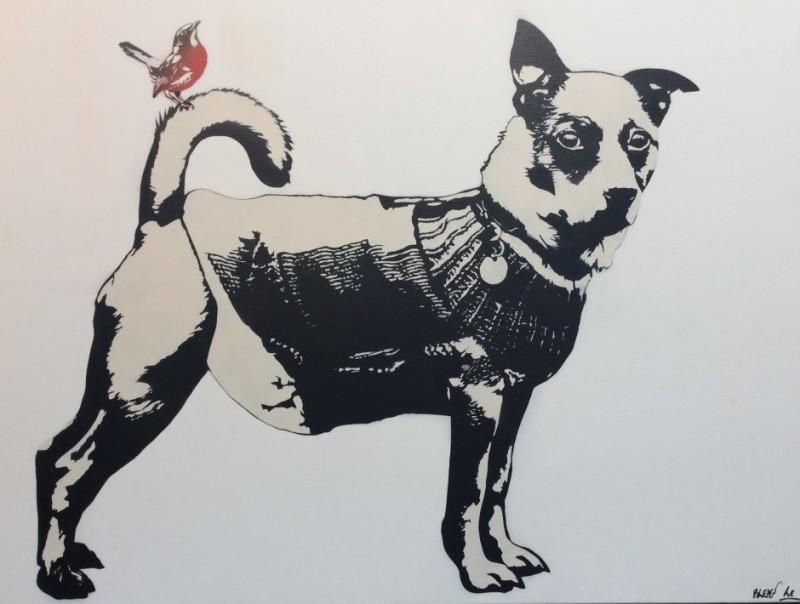 Blek Le Rat, The Dog