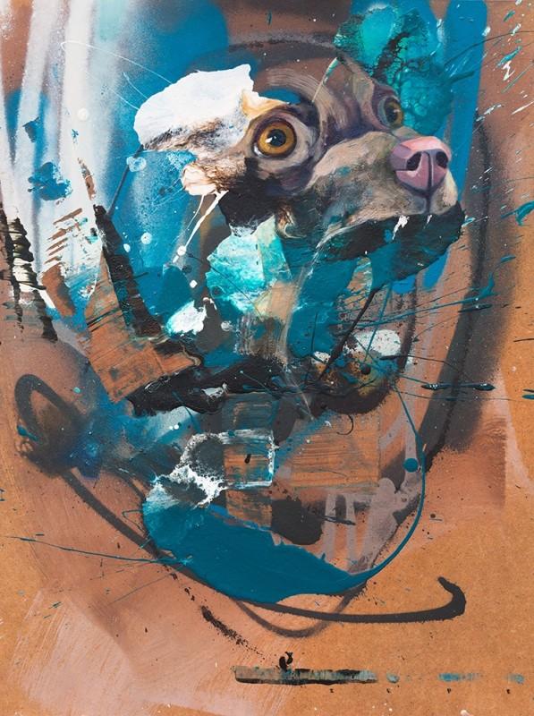 Sepe, Binder Dandet (Self-portrait), 2018