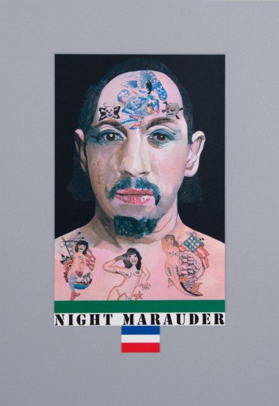 Peter Blake, Night Marauder