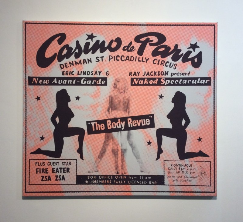 Shuby, Casino de Paris (Peach)