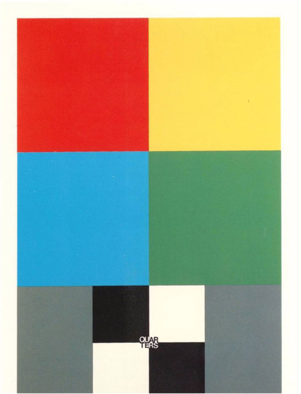 Peter Blake, Q is for Quarters