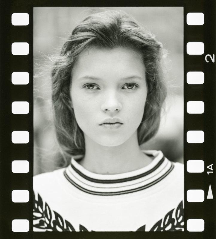 David Ross, Kate Moss 02