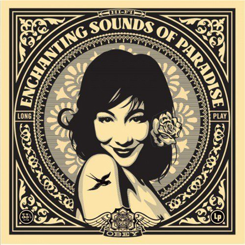 Shepard Fairey (OBEY), Enchanting Sounds