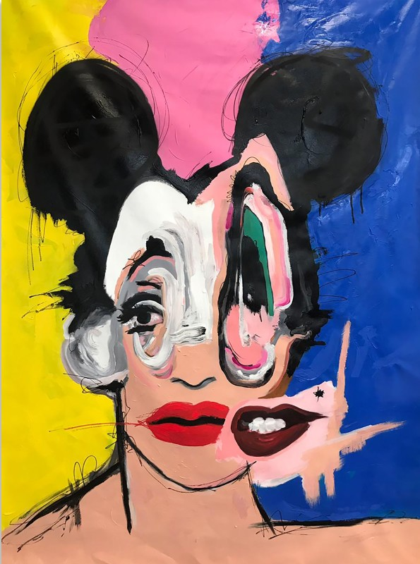 John Paul Fauves, Morning With Vodka, 2019
