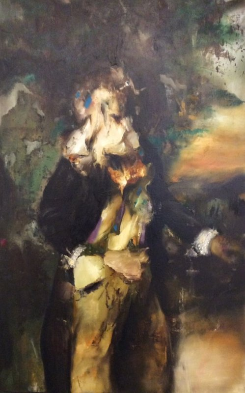 Florian Eymann, Portrait Nº 110 716