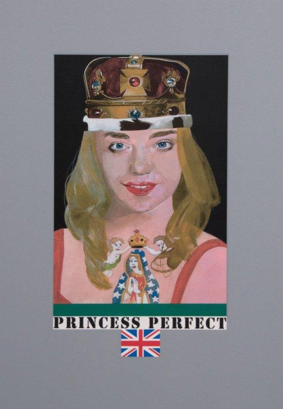 Peter Blake, Princess Perfect