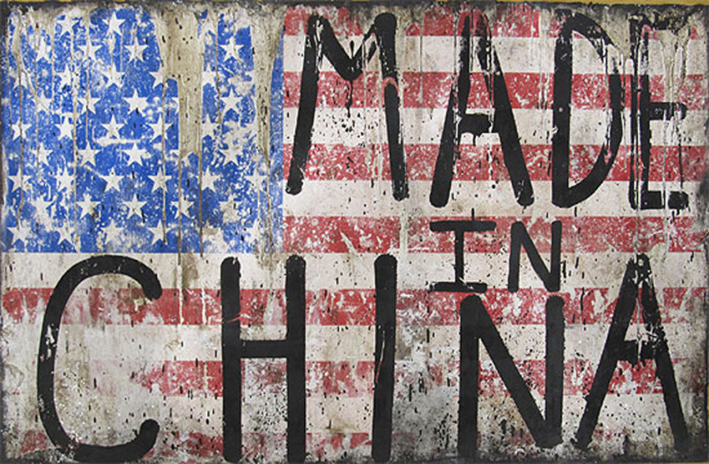 Greg Haberny, Made In China