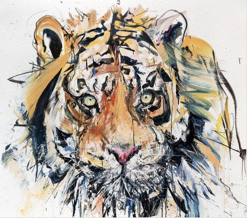 Dave White, Tiger - Diamond Dust