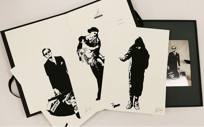 Blek Le Rat, Classic Edition Box Set, 2017
