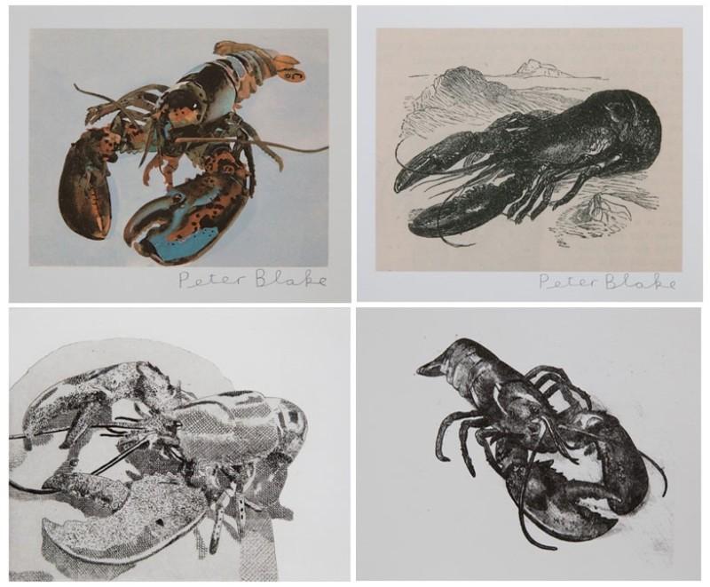 Peter Blake, Lobster Suite