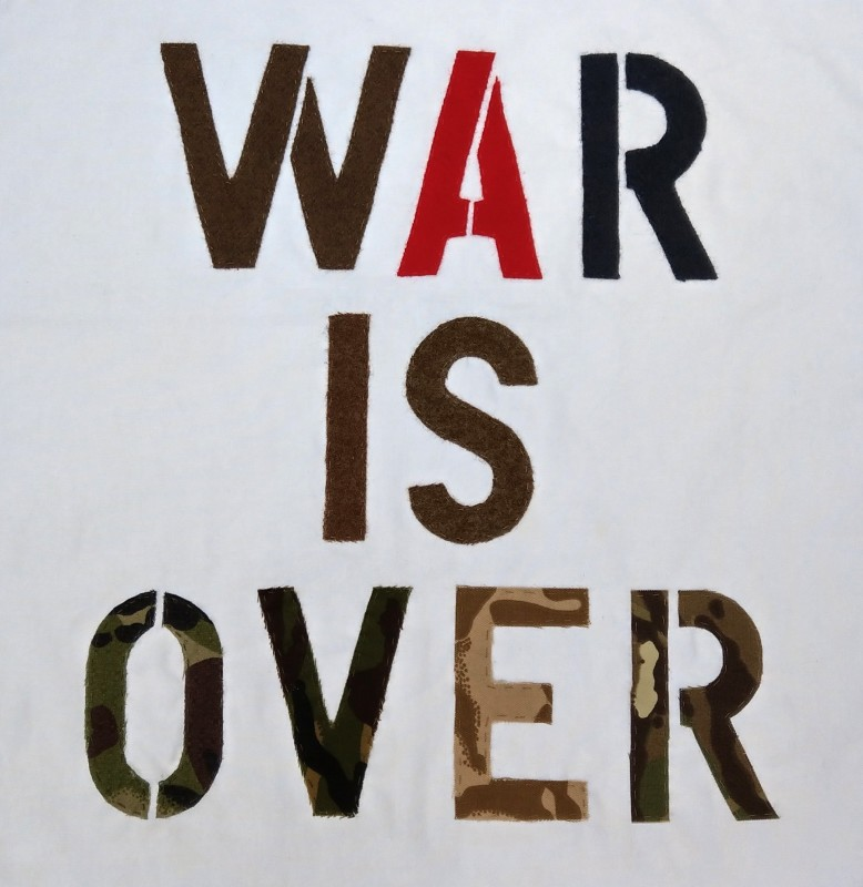 War Boutique, War Is Over, 2018