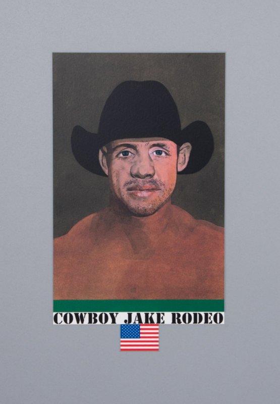Peter Blake, Cowboy Jake Rodeo