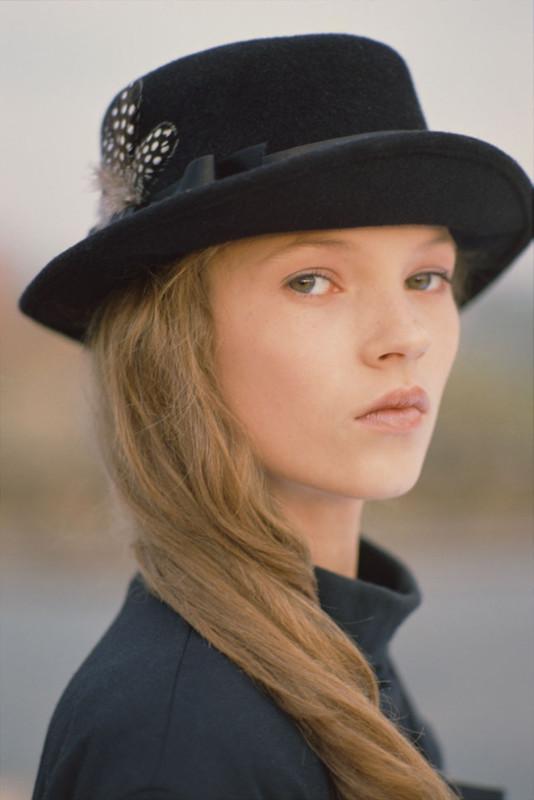 David Ross, Kate Moss 18