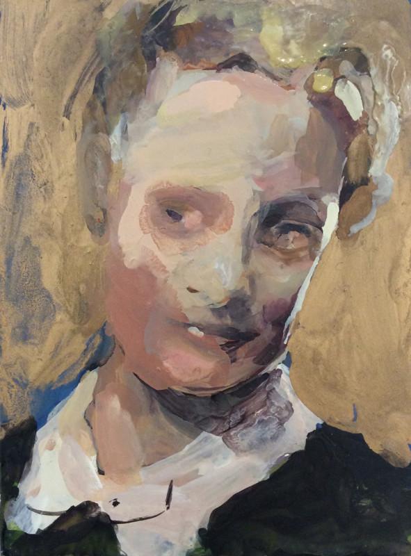 Geraldine Swayne, Golden Haired Nurse