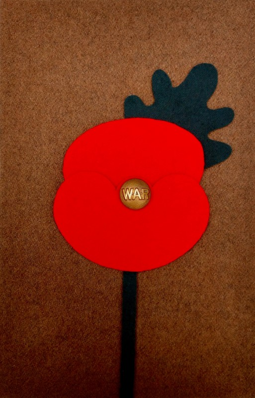 War Boutique, WAR Poppy, 2018