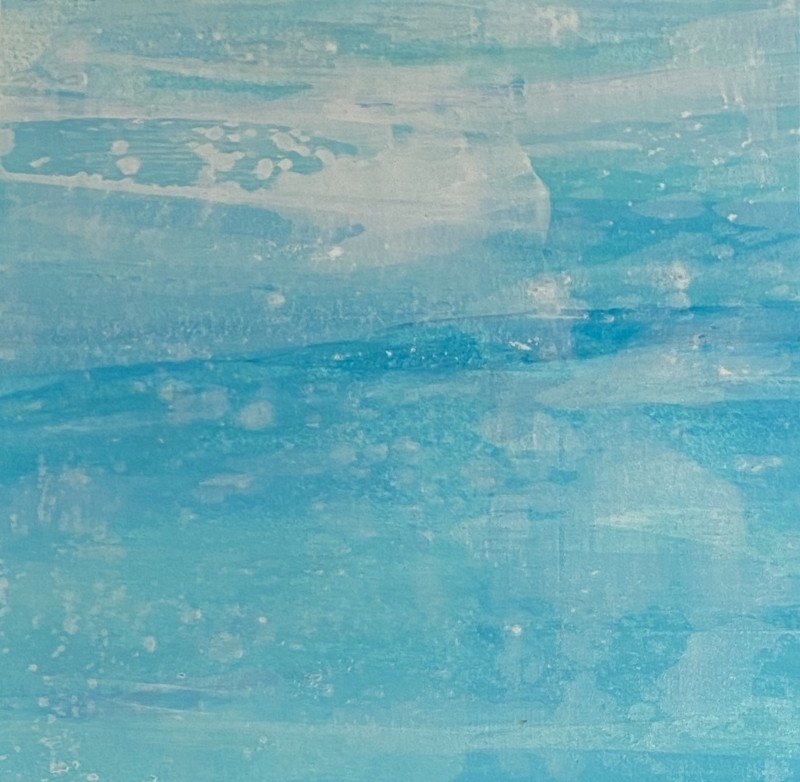 Lisa Sharpe, Salt Water , 2020
