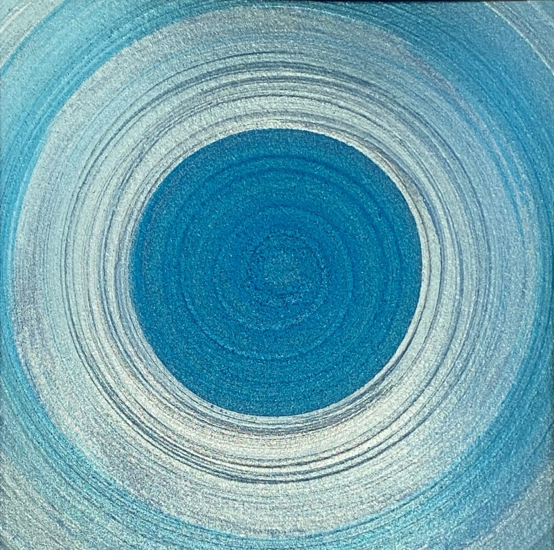 Lisa Sharpe, Blue Magic, 2021