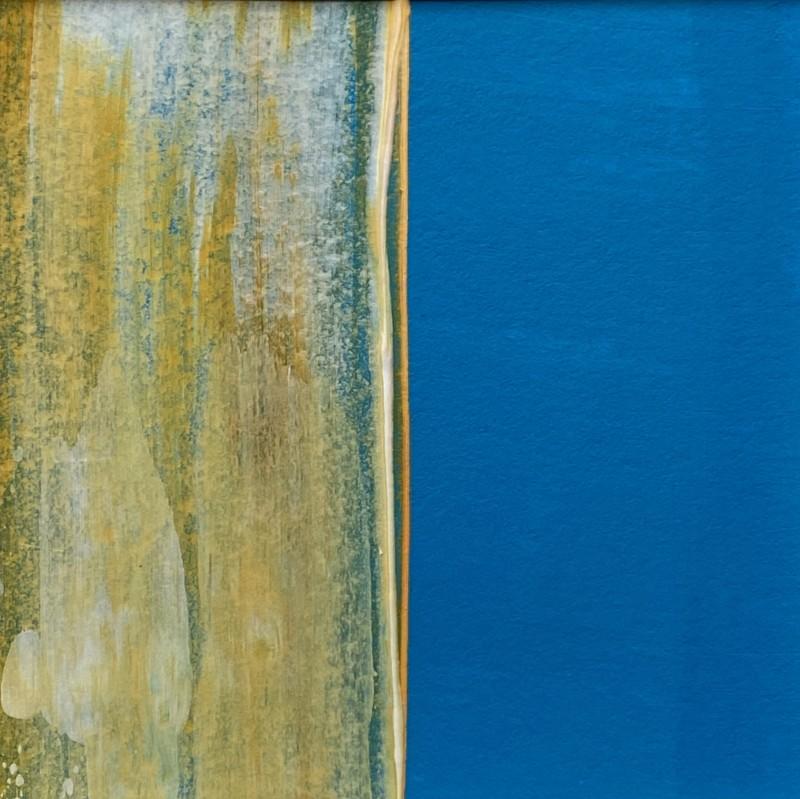 Lisa Sharpe, Zen Blue, 2020