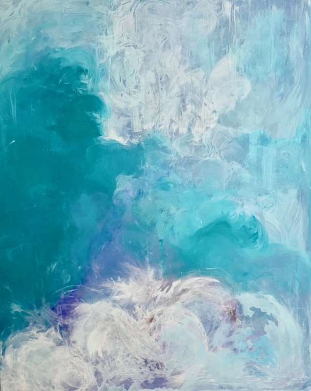 Lisa Sharpe Paintings, The Esoteric Realm