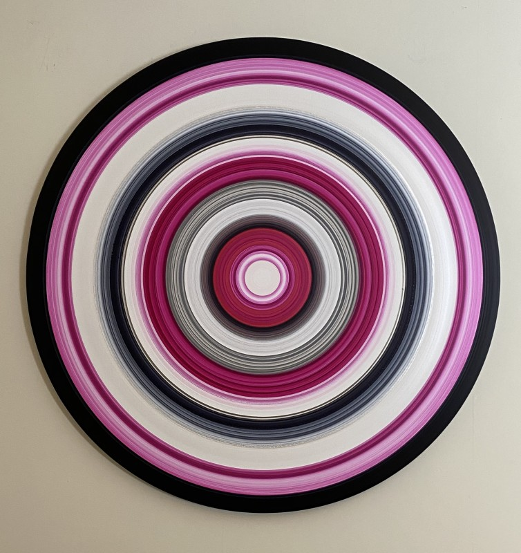 Lisa Sharpe Paintings, Portal Painting - Strong, Soft & Powerful