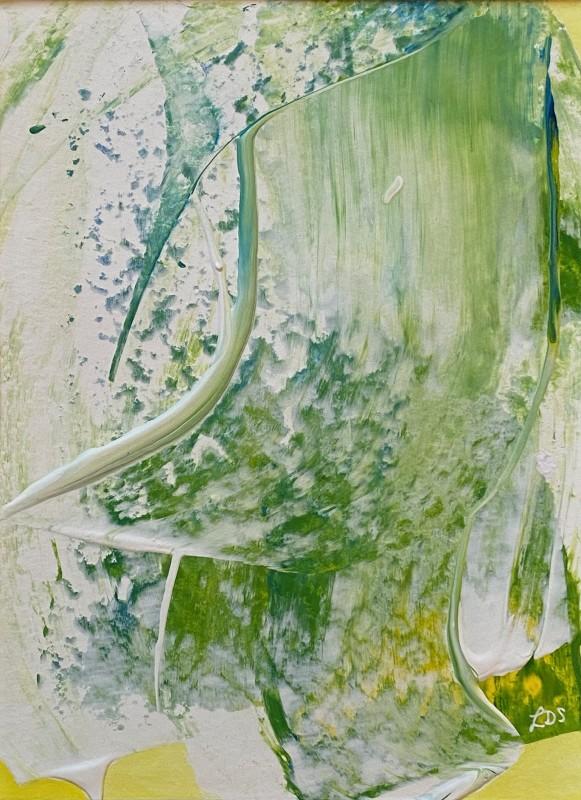 Lisa Sharpe Paintings, Spring I