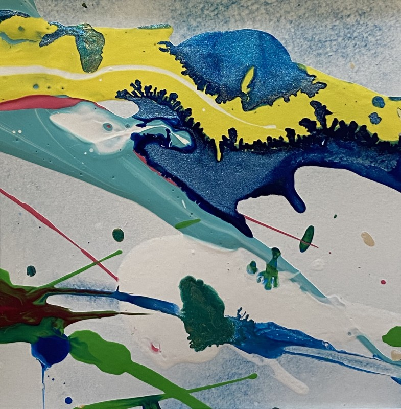 Lisa Sharpe, Colour Exploration I