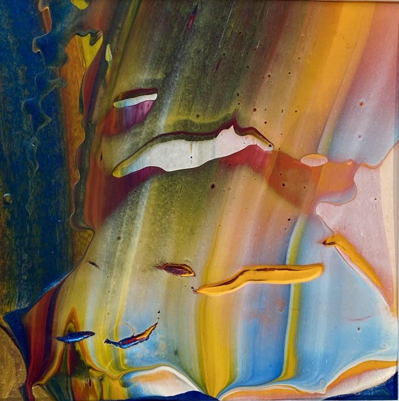 Lisa Sharpe, Under the Sea, 2020