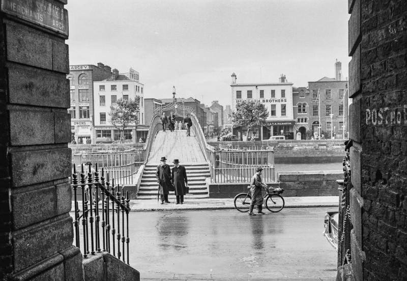 Edward Quinn's Dublin, 1963