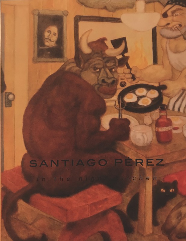 Santiago Perez | in the night kitchen