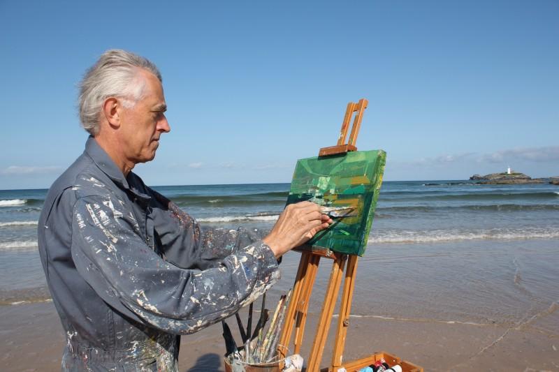Jeremy Painting 2