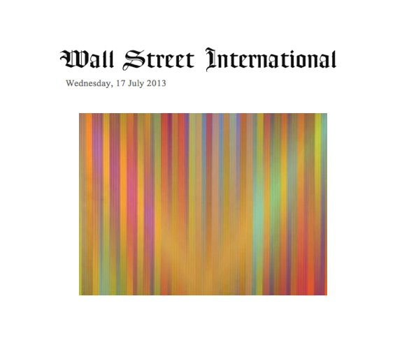 Wall Street International | RebeccaHossack