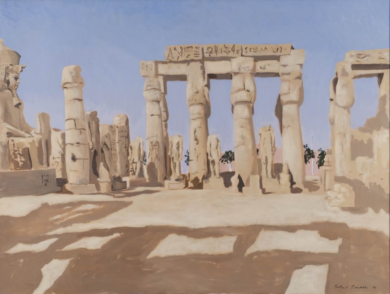 <span class=%22title%22>The Second Court of Amenophis III<span class=%22title_comma%22>, </span></span><span class=%22year%22>1985</span>