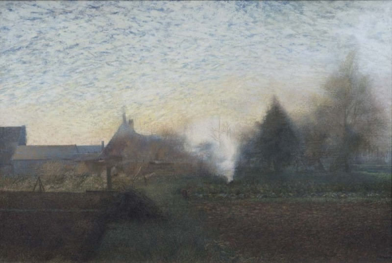 <span class=%22title%22>Garden on the Edge of a Village<span class=%22title_comma%22>, </span></span><span class=%22year%22>1976</span>