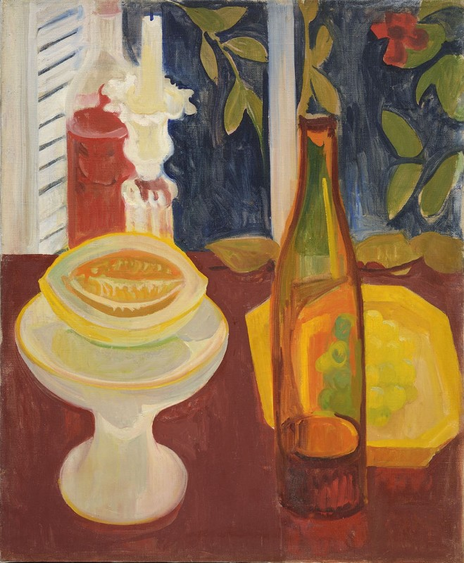 <span class=%22title%22>Still Life with Melon<span class=%22title_comma%22>, </span></span><span class=%22year%22>1947</span>